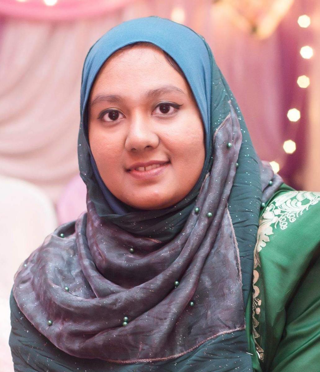 Shamma Nasrin